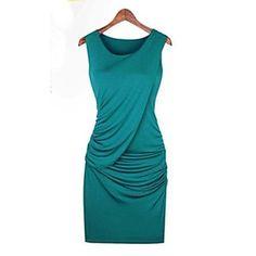 Nueva Formal paquete nalgas vestido de las mujeres - USD $ 17.54