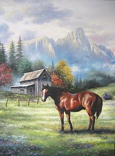 Country Meadow - Vickie Wade