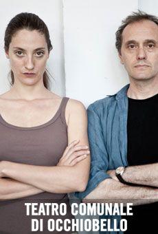 Clôture De L'Amour con Anna Della Rosa e Luca Lazzareschi - venerdì 28 novembre 2014 h. 21.00 - Teatro Comunale - Occhiobello (RO)