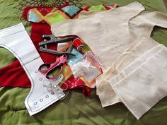 The Semi Crunchy Mom: DIY: sew a heavy wetter night time cloth diaper