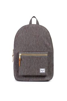 8c701bc10e85 The Settlement is a practical backpack that pairs vintage style with modern  construction.