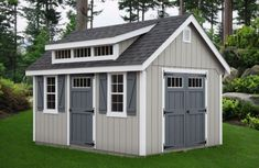 backyard shed makeover Wooden Storage Sheds, Storage Sheds For Sale, Garden Storage Shed, Diy Shed, Small Storage, Cool Sheds, Cheap Sheds, Backyard Sheds, Outdoor Sheds