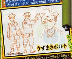 personajes anime con cresta - Buscar con Google