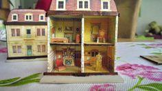 Gottschalk-Haus in 1:12