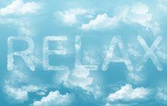 Tu necesitas relajarse tambien por un bienestar bien.