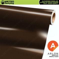 ARLON 2600LX-632 MATTE TUNDRA Vinyl Vehicle Car Wrap Decal Film Sheet Roll