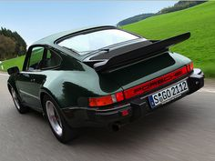 trackdaycalendar: 1975 Porsche 911 Turbo 3.0 (930) by Auto Clasico on Flickr.