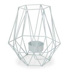 Bougeoir en métal cuivré H 8 cm | Bougeoirs, Maison du monde et Le ...