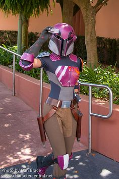 Sabine Wren at Disney Character Central