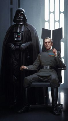 ArtStation - Imperial Overlords: The Sith, The Chiss and The Governor, Darren Tan Star Wars Film, Star Trek, Rpg Star Wars, Vader Star Wars, Star Wars Fan Art, Star Wars Poster, Darth Vader, Anakin Vader, Images Star Wars