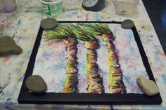 **attaching Watercolor Paper To Canvas** - WetCanvas