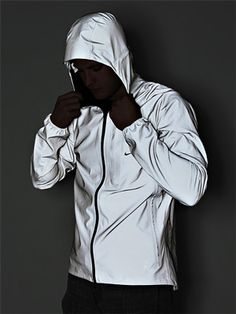 Nike Men's Vapor Flash Jacket - my new running jacket (fantastic night running jacket)