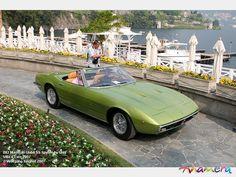 Maserati Ghibli 4.9 SS Spyder by Ghia