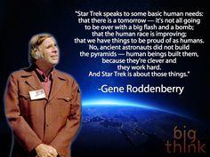 Gene Roddenberry #StarTrek