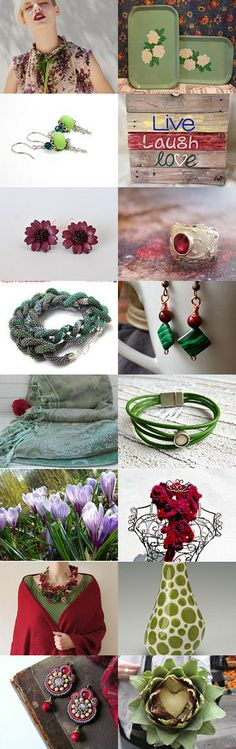 Live, Laugh, Love! by Florence BOERO on Etsy Beautiful collection!