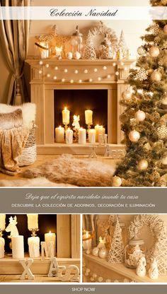 Mi chimenea por Navidad | S L O A N E S T R E E T