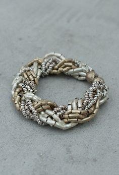 Raven & Lily:  Malam: Braided Bracelet
