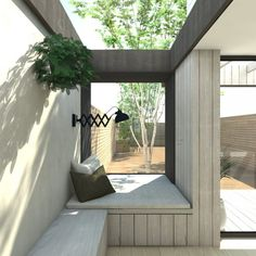 Tranquil · Architecture & Design in Hackney - Kitchen Extension , Remodeling Contractors, House Design, House Extension Design, Built In Seating, Side Return Extension, Home Remodeling, London House, Home Remodeling Contractors, Basement Decor