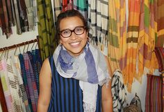Maya Colop-Morales, owner of @loveketzali, creates #EcoFriendly Ethical #Sustainable #Fashion in her home country... http://ospa.me/1BkOqPz
