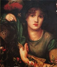 My Lady Greensleeves. 1864. Dante Gabriel Rossetti Dante Gabriel Rossetti, John Everett Millais, Thomas Gainsborough, John William Waterhouse, Pre Raphaelite Paintings, Art Magique, William Hogarth, Edward Burne Jones, Pre Raphaelite Brotherhood