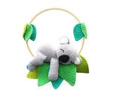 Crochet Baby Mobiles, Crochet Mobile, Crochet Toys, Cool Baby, Baby Patterns, Crochet Patterns, Amigurumi Patterns, Koala Nursery, Crochet Christmas Ornaments