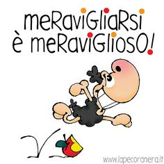 meravilgiarsi è meraviglioso! Beautiful Words, Motivation, Funny, Quotes, Pictures, Fictional Characters, Living Alone, Feelings, Musica