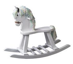 Another present idea.. handmade rocking horse
