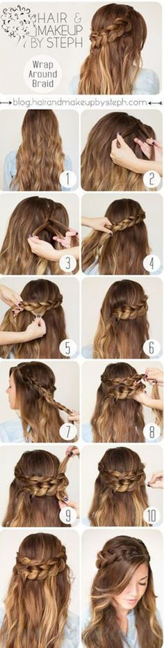 hairstyles for long hair http://buff.ly/2uopTzP?utm_content=buffere4f6c&utm_medium=social&utm_source=pinterest.com&utm_campaign=buffer #longhair #hairstyles