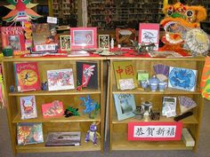 Chinese New Year Book Display | Flickr - Photo Sharing!