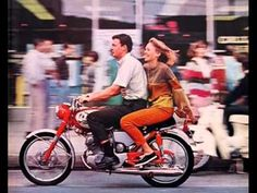 The Beach Boys - Little Honda
