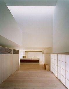 House in Minamikasugaoka by Hiroshi Yoshikawa Architects Design Office Architecture Du Japon, Space Architecture, Residential Architecture, Japanese Home Design, Japanese House, Japanese Modern, Interior Minimalista, Minimal Home, Minimalist Interior