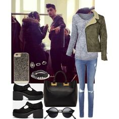Backstage w/ zayn ♥ ( READ D ) by zayngirl27 on Polyvore featuring Volcom, Whistles, Vagabond, Sophie Hulme, Topshop and Case-Mate