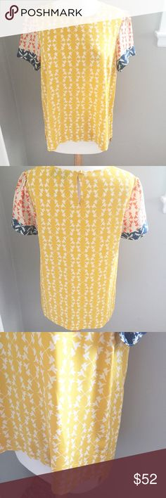 Charlotte by Charlotte Taylor for Anthropologie Preloved Condition/ Feel free to ask any questions, make a reasonable offer, or add to a bundle for 15% off 2 or more items 😃 Loose Tag (See Photo) Anthropologie Tops Blouses