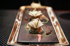 First class service, fine food in a chic yet informal environment. - www.finetraveling.com