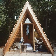 Mini A-Frame - By Bonita Gabrielle