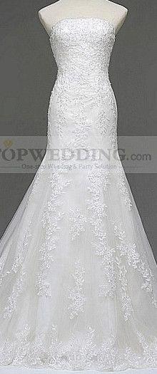 Amazing bridal wedding gown, fantastic beading!