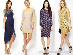 Wedding Guest Attire What To Wear To A Wedding Part 3 - Spring Wedding Dress Guest