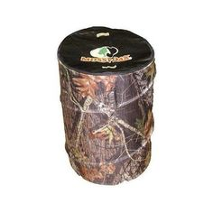 Mossy Oak Break-Up Camo - Collapsible Laundry Hamper