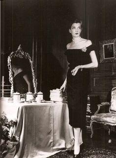 Pauline de Rothschild by Louise Dahl-Wolfe