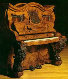 Coolest piano