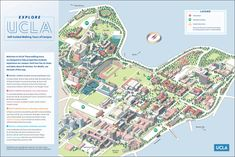 Campus Map, Walking Tour, Tours, Explore, Exploring