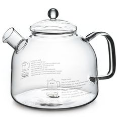 Borosilicate Glass Water Cooker