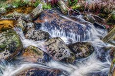 hier rauscht das Wasser by Manfred bergkristall on Waterfall, Outdoor, Photos, Crystals, Water, Outdoors, Waterfalls, Outdoor Games, Rain