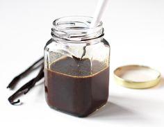 Homemade Vanilla Paste recipe - Healthy Dessert Recipes at Desserts with Benefits
