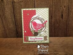Best Birds and Swirly Scribbles Stampin Up