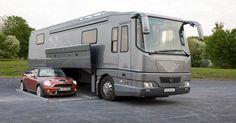 Focus.de - Millionen-Camper: Die teuersten Luxus-Wohnmobile