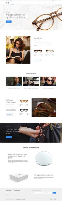 I've worked with Huge Toronto team on the redesign of Clearly.ca