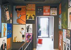 예술작품이 미술관 밖으로 나왔다. 누구나 쉽게 찾을 수 있는 카페·숙소가 예술작품을 관람할 수 있는 공간으로...