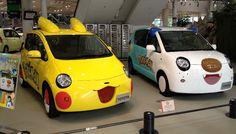 Tokyo Toy Show: Crean autos inspirados en los dibujos de 'Pokémon'