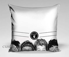 Buy 5 Second of Summer Head cute pillow cases